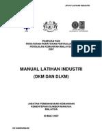 Manual Latihan Industri