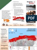 Leaflet Prosedur Evakuasi Tsunami Kabupaten Seririt