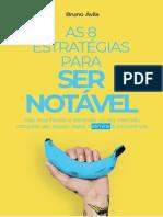 eBook BRUNOAVILA as 8 Estrategias Para Ser Notavel v3