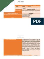 Planeacion Matematicas Primer Bimestre
