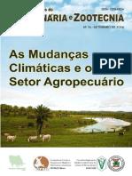 74- As Mudanças Climáticas Eo Setor Agropecuário