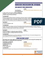 Finance Darden Guide