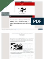Soulguerrilla Com Index Php 2015-11-20 Francisco Franco Fue