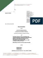 X rapports - recommandation version complète anonymisée