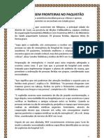 MEDICOS SEM FRONTEIRAS NO PAQUISTÃO