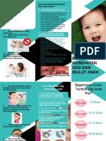 Pencegahan Dan Perawatan Gigi Anak