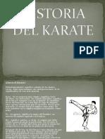 Historia Del Karate