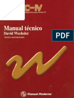 Manual técnico Wisc