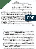 Donizetti, G.  l'elixir de l'amour - piano score