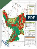 Mapa N° 18 MAPA SATELITAL DEL USO ACTUAL DE LA TIERRA DEL AÑO 2016