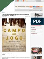 Campo de Jogo e o Brasil que conjuga o futuro do pretérito, por Xico Sá | GGN.pdf
