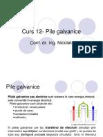 Pile galvanice