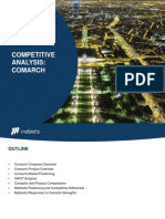 Comarch Competitive analysis