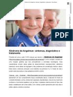 Síndrome de Angelman_ Sintomas, Diagnóstico e Tratamento - NeuroSaber