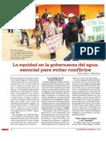 La equidad en la gobernanza del agua.pdf