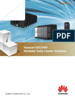 Huawei IDS2000 Modular Data Center Solution Brochure