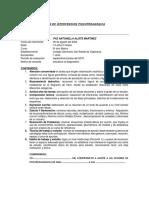 Plan de Intervencion Psicopedagogica Antonella 2018