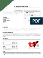 Referendum Del 2015 in Slovenia