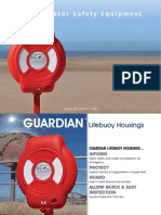 Glasdon GIL Water Safety Booklet GT677
