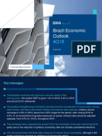 Brazil Economic Outlook 4Q18