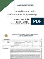 Planificación Microcurricular MARY CORREGIDO