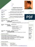 CV RMartini