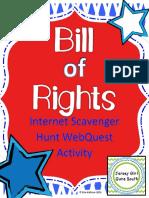 billofrightswebquest