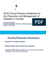 2018 Clinical Practice Guidelines for the Prevention and Management of Diabetes in Canada