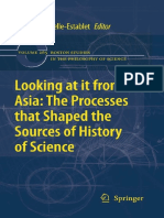 Establet Looking at It From Asia the Processes That Shaped the Sources of History of Science