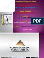 minera Condestable