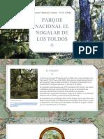Áreas Protegidas de Argentina - Trabajo de Geografía