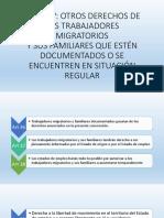 PARTE IV Derechos de Los Migrantes