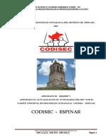 CODISEC ESPINAR