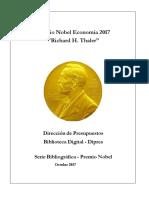(PRENSA) Richard Thaler - Economía del comportamiento.pdf