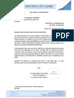 FORMATO de OFICIO
