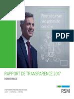 Rapport de Transparence Rsm 2017 - Copie