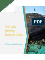 social media e promozione turistica