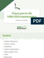 Checklist of ISO 9001 2015 Mandatory Documentation En