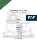Análisis Estratégico del Sector Turismo del Municipio de General Pueyrredón