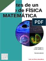 Apuntes de un curso de Física matemática - Rogan.pdf