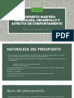 PRESUPUESTO MAESTRO -PPT.pptx