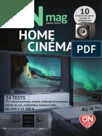 ON mag - Guide Home Cinéma 2018