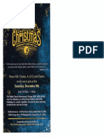 2018 Shiloh Church Christmas Event