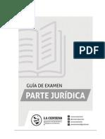 CUADERNILLO - Guía de Examen - PARTE JURIDICA.pdf