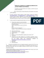 Reglas Para La Entrega de La Tesis de La Carrera de Derecho 2013 (1)