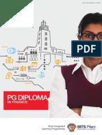 BITS Pilanni - PG Finance