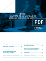 ProjectBuilder - PDCA_Manual de Aplicação Do Método Em Seus Projetos
