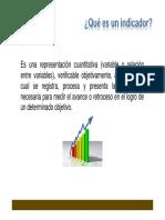 Modulo Indicadores - FUP