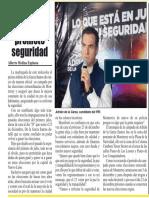 05-12-18 Adrián de la Garza al iniciar campaña promete seguridad