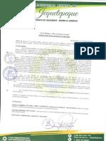 RESOLUCION DE ALCALDIA N° 031-2018-MDJ QUE DECLARA FIRME Y CONSENTIDA LA RESOLUCION DE ALCALDIA N°040-2014-MDJ -A